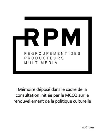 rpm_mémoire